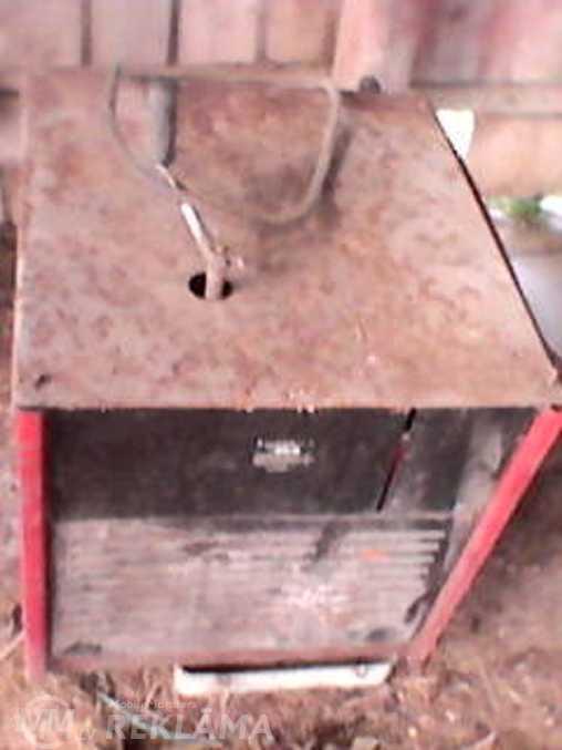 metināšanas aparāts - MM.LV - 1