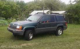 Rezerves daļas no Jeep Grand Cherokee, 1998 g., 119 l, Dīzeļdegviela. - MM.LV
