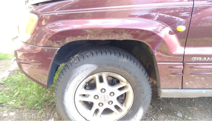 Jeep Grand Cherokee, 2000, 250 000 km, 3.1 l.. - MM.LV