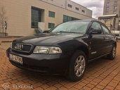Pieejams nomā Audi A4 - MM.LV