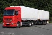 Meklējam kravas automašīnas vadītājus/-as uz piekabes-konteinervedēja - MM.LV