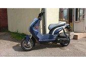Motorollers Peugeot Ludix, 2007 g., 17 000 km, 49.0 cm3. - MM.LV