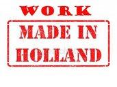 Работа на фабрике в Голландии - MM.LV