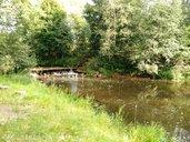 Upe Dīķi Mežs Zeme - MM.LV