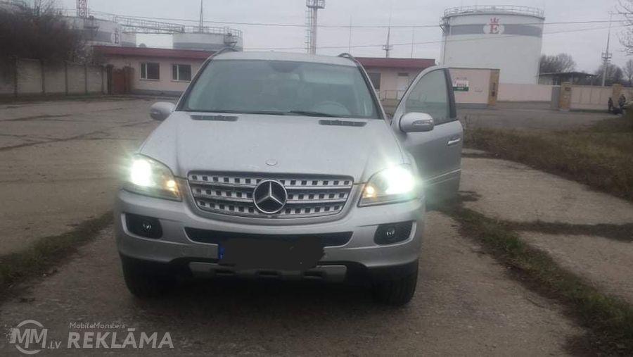0aad0d57a Mercedes-Benz ML300, 2006, 285 000 km, 3.0 l.. Liepaja - MM.LV