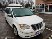 Chrysler Town & Country, 2008, 195 000 km, 4.0 l.. - MM.LV