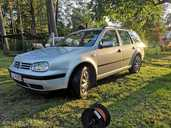 Volkswagen Golf, June, 305 000 km, 1.9 l., 1999. - MM.LV