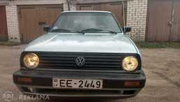 Volkswagen Golf, 1990, 180 000 км, 1.3 л.. - MM.LV