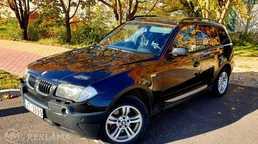 BMW X3, xDrive, 2005, 225 960 км, 3.0 л.. - MM.LV