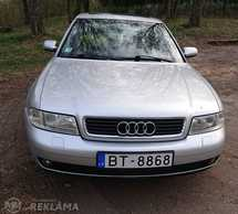Audi A4, 1999/Июнь, 269 000 км, 2.4 л.. - MM.LV