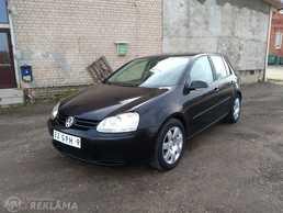 Volkswagen Golf, 2008/Сентябрь, 211 450 км, 1.9 л.. - MM.LV