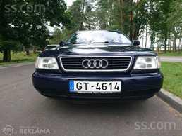 Audi A6, 1997/Январь, 284 000 км, 2.6 л.. - MM.LV