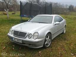 Mercedes-Benz CLK320, 1998, 410 000 км, 3.2 л.. - MM.LV