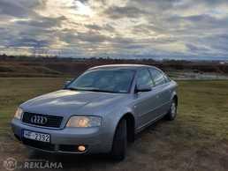 Audi A6, 2004/Июль, 265 000 км, 1.9 л.. - MM.LV