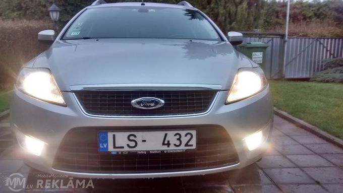 Ford Mondeo, 2008/Decembris, 227 000 km, 2.0 l.. - MM.LV