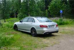 Mercedes-Benz E230, 4Matic, 2016, 79 000 км, 2,2 л.. - MM.LV