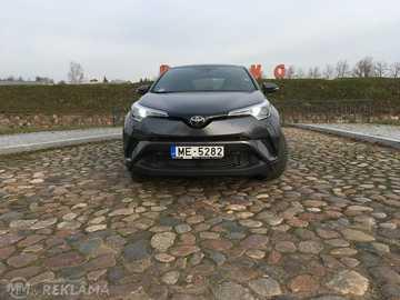 Toyota C-HR, 2019/Июнь, 3 870 км, 1.2 л.. - MM.LV