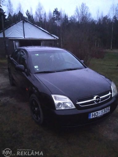 Opel Vectra, 2002/Novembris, 280 000 km, 2.2 l.. - MM.LV