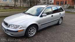 Volvo V40, 2003/Август, 199 800 км, 1.8 л.. - MM.LV