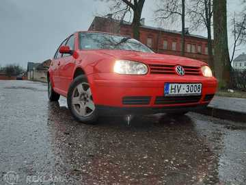 Volkswagen Golf, 1998, 420 000 км, 1.9 л.. - MM.LV