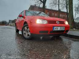 Volkswagen Golf, 1998, 420 000 км, 1.9 л.. - MM.LV