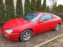 Mazda MX-3, 1995/Июль, 227 000 км, 1.6 л.. - MM.LV