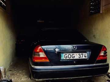 Mercedes-Benz C180, 1995/Январь, 300 000 км, 1.8 л.. - MM.LV