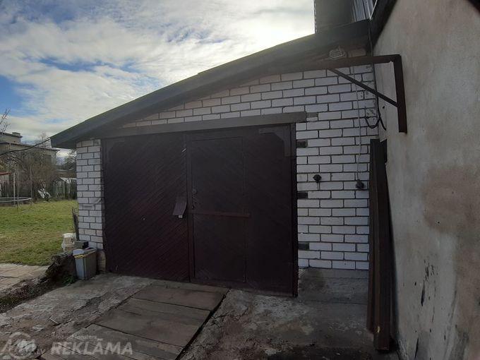 Garāža 48 m². - MM.LV