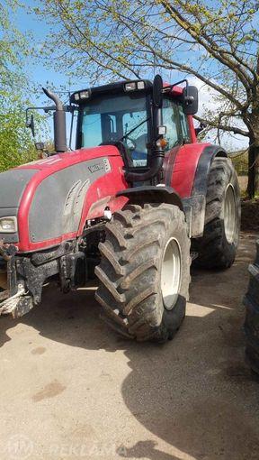 Traktors Valtra T202, 2010 g., 200 zs. - MM.LV