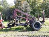 Meža piekabe ar velkošo tiltu un manipulatoru - MM.LV - 1