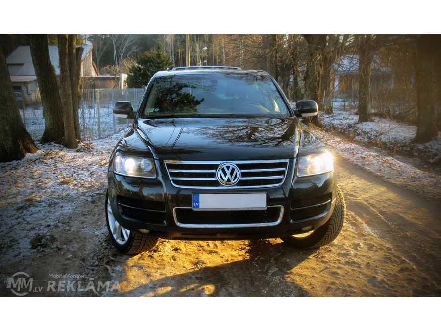 Volkswagen Touareg, 2006/Декабрь, 184 300 км, 5.0 л.. - MM.LV - 1