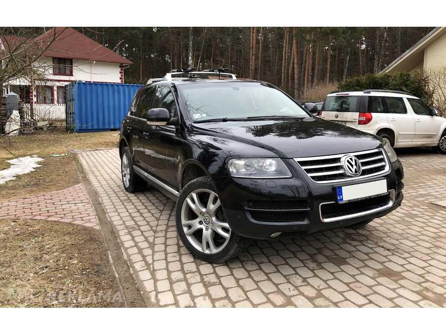 Volkswagen Touareg, 2006/Декабрь, 184 300 км, 5.0 л.. - MM.LV - 2
