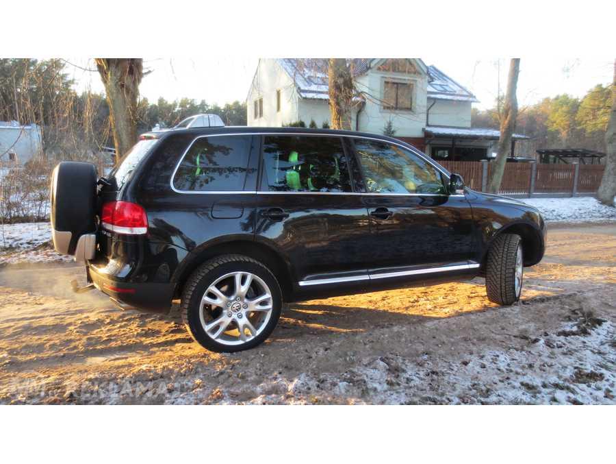 Volkswagen Touareg, 2006/Декабрь, 184 300 км, 5.0 л.. - MM.LV - 3