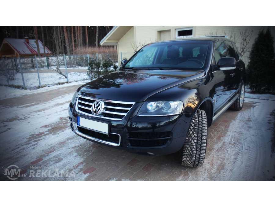 Volkswagen Touareg, 2006/Декабрь, 184 300 км, 5.0 л.. - MM.LV - 5