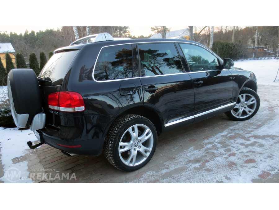 Volkswagen Touareg, 2006/Декабрь, 184 300 км, 5.0 л.. - MM.LV - 6