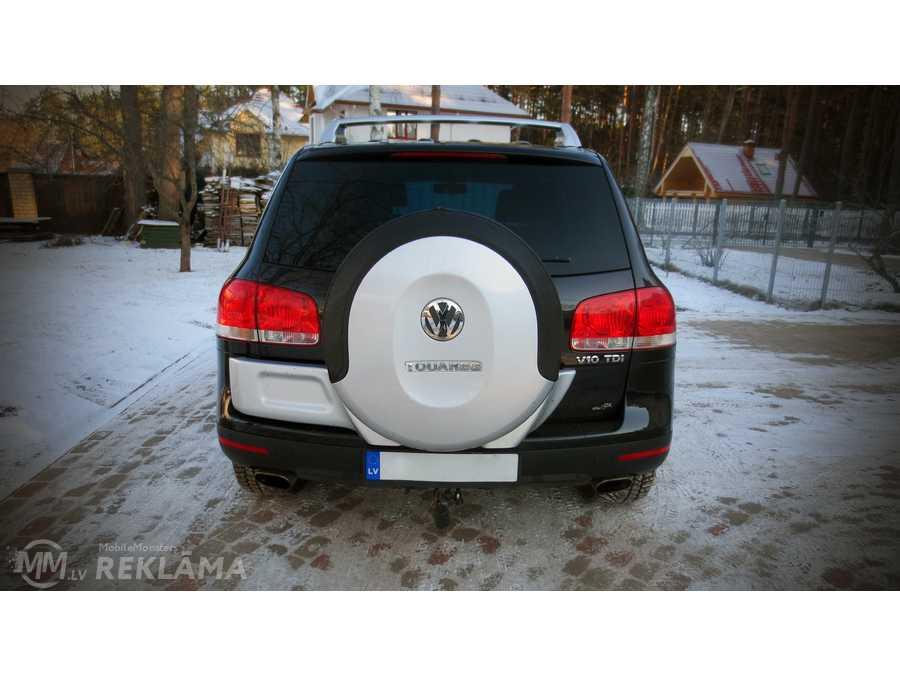 Volkswagen Touareg, 2006/Декабрь, 184 300 км, 5.0 л.. - MM.LV - 7