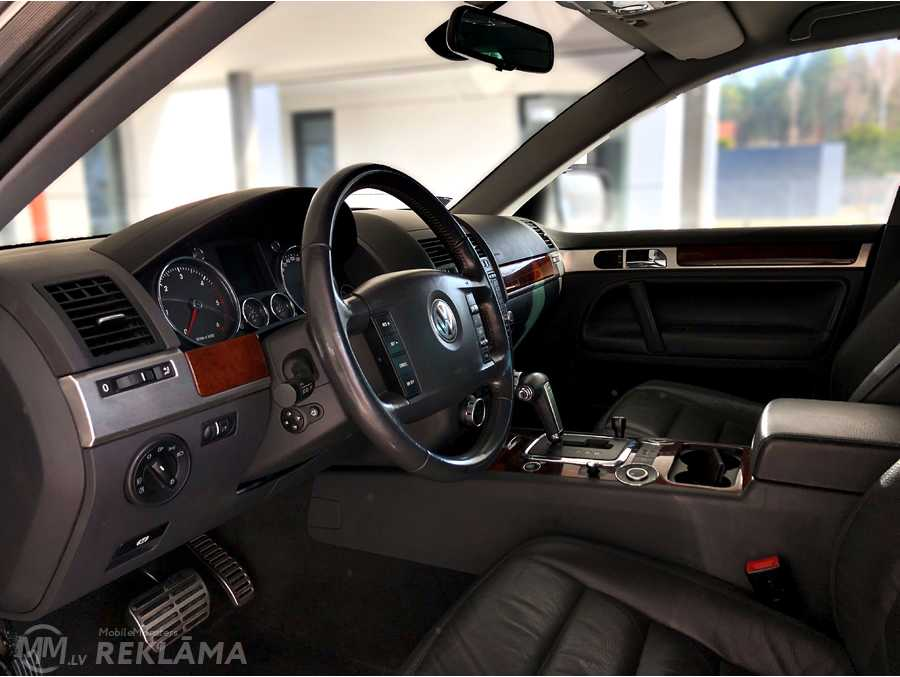 Volkswagen Touareg, 2006/Декабрь, 184 300 км, 5.0 л.. - MM.LV - 9
