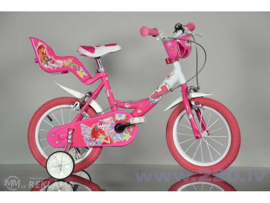 Bicycle for children, 4-7 year 16