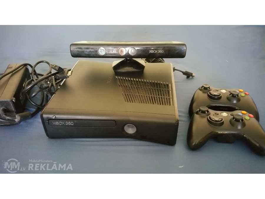 Gaming console Xbox360 4GB, Used. - MM.LV - 1