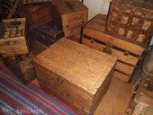 коллекция старинных сундучков - MM.LV
