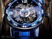Women's watches Forsining Blue, New. - MM.LV