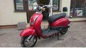 Motorollers Znen Classic, 2014 g., 7 067 km, 49.0 cm3. - MM.LV