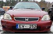 Honda Civic, 1999/March, 269 000 km, 1.5 l.. - MM.LV